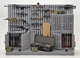 Thumbnail 4 for 1inch - Little Armory LD002 - Gun Rack A - 1/12 (Tomytec)