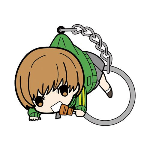 Image 1 for Persona 4: The Golden - Satonaka Chie - Keyholder - Tsumamare (Cospa)