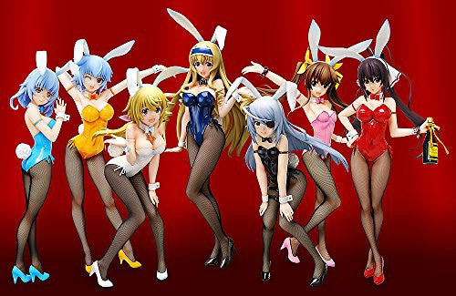 Image 2 for IS: Infinite Stratos - Charlotte Dunois - 1/4 - Bunny ver. (FREEing)
