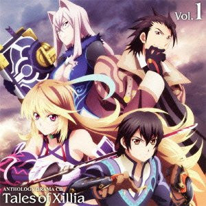 Image 1 for Anthology Drama CD Tales of Xillia Vol.1