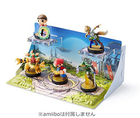 Image for amiibo Diorama Kit - Super Smash Bros.