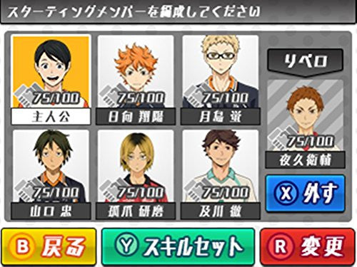 Image 2 for Haikyu!! Cross Team Match! [Cross Game Box]
