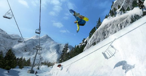 Image 4 for Shaun White Snowboarding (UBI The Best)