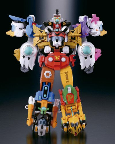 Image 12 for Disney - Daisy Duck - Donald Duck - Goofy - Mickey Mouse - Pluto - Chogokin - Chou Gattai King Robo Mickey & Friends (Bandai)