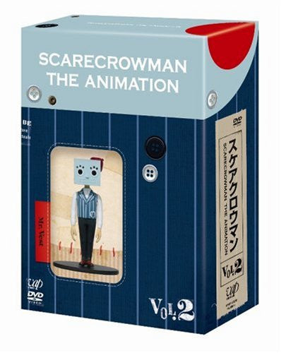 Image 1 for Scarecrowman 2 [DVD+Figure Limited Edition]