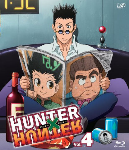 Image for Hunter x Hunter Vol.4