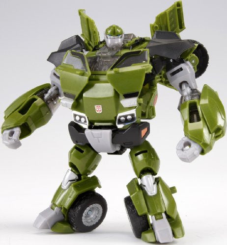 Image 3 for Transformers Prime - Bulkhead - Transformers Prime: Arms Micron - AM-10 (Takara Tomy)
