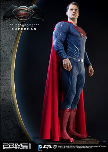 Image 6 for Batman v Superman: Dawn of Justice - Superman - High Definition Museum Masterline Series HDMMDC-03 - 1/2 (Prime 1 Studio)