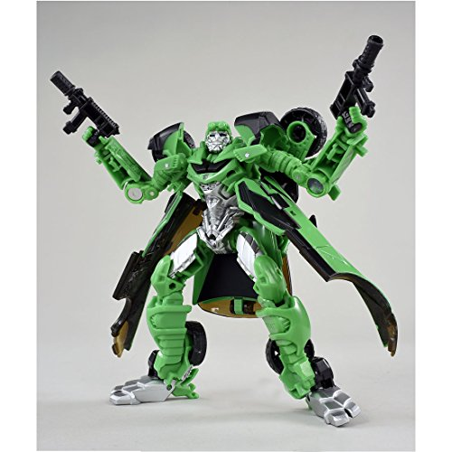 Image 3 for Transformers: The Last Knight - Crosshairs - Transformers Movie TLK-21 (Takara Tomy)