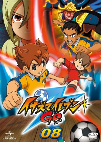 Image for Inazuma Eleven Go 8