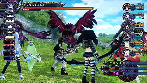 Image 2 for Fairy Fencer f: Advent Dark Force [Limited Edition]