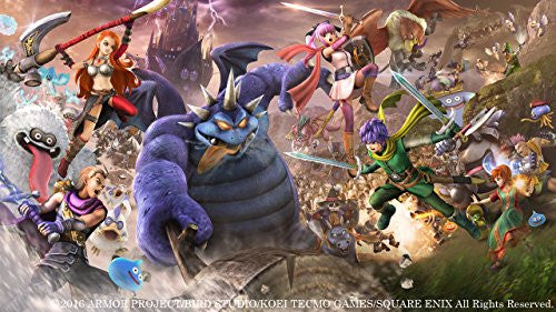 Image 9 for Dragon Quest Heroes II: Futago no Ou to Yogen no Owari