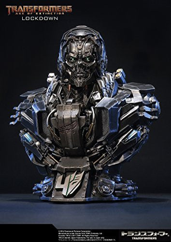 Image 5 for Transformers: Lost Age - Lockdown - Bust - Premium Bust PBTFM-13 (Prime 1 Studio)