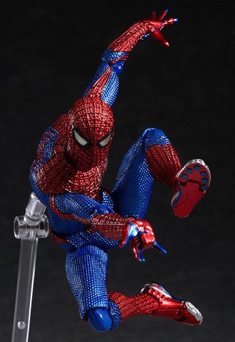 Image 2 for The Amazing Spider-Man - Spider-Man - Figma #199 (Max Factory)