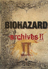 Biohazard   Archives Ii Book   Resident Evil
