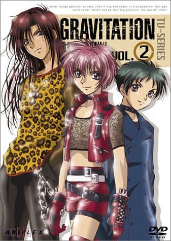 Image 1 for TV Series Gravitation Vol.2