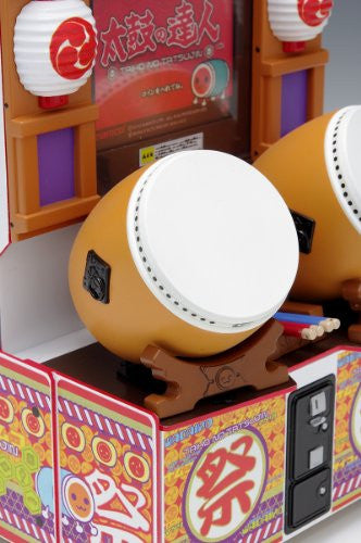Image 5 for Taiko no Tatsujin - Memorial Game Collection Series - Taiko no Tatsujin Arcade Cabinet - 1/12 - First Edition (Namco Wave)