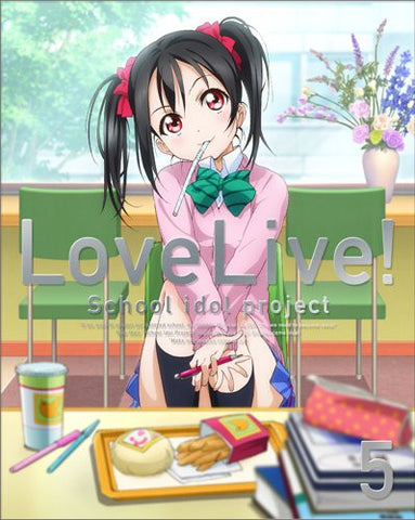 Image for Love Live 5 [Blu-ray+CD Limited Edition]