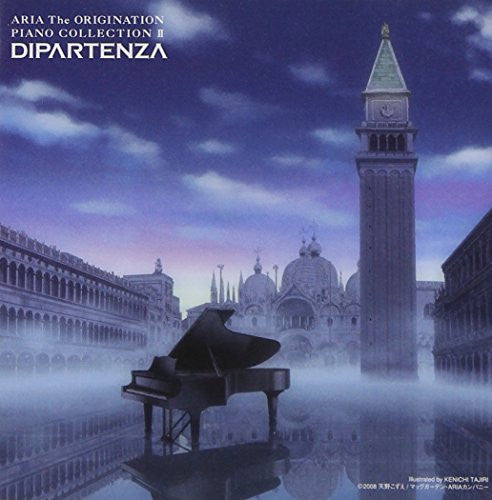 Image 1 for ARIA The ORIGINATION PIANO COLLECTION II DIPARTENZA