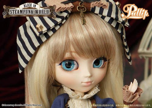 Image 5 for Pullip P-151 - Pullip (Line) - 1/6 - Alice In Steampunk World (Groove)