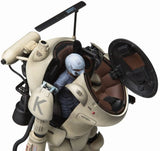 Thumbnail 4 for Maschinen Krieger - Super Armored Fighting Suit S.A.F.S. - Action Model - 03 - 1/16 - Antiflash White (Sentinel)