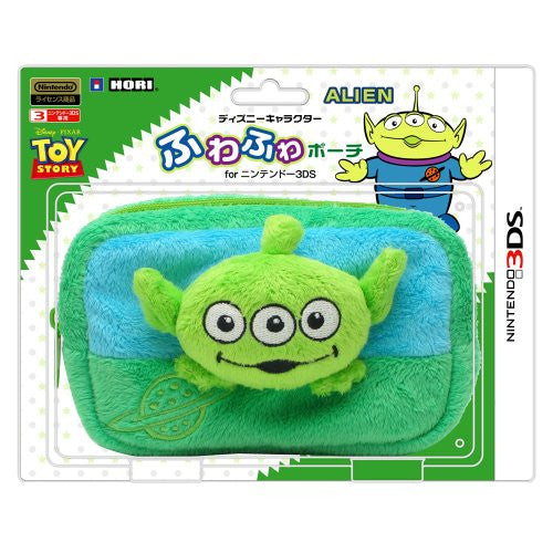 Image 1 for Disney Character Case for Nintendo 3DS [Alien Edition]