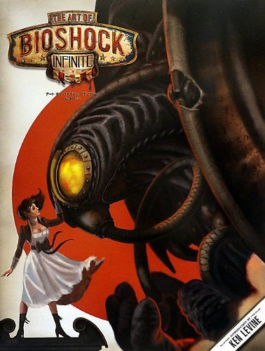 Image 1 for The Art Of Bioshock Infinite