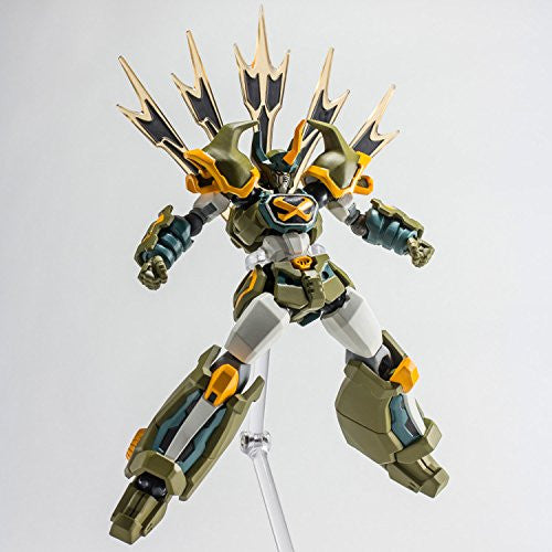 Image 2 for Sengoku Majin Go Shogun - Goshogun - Vulcanlog 008 - Real Form ver. (Sentinel, Union Creative International Ltd, Kaiyodo)