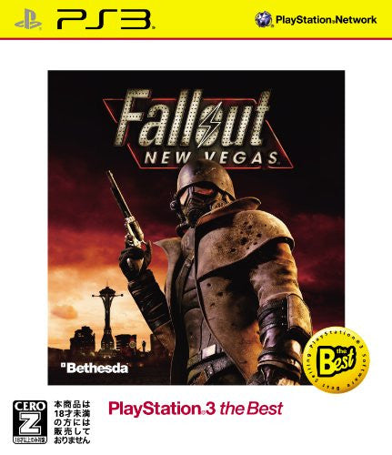 Image 1 for Fallout: New Vegas (PlayStation3 the Best)