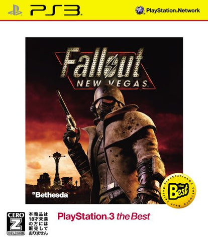 Image for Fallout: New Vegas (PlayStation3 the Best)