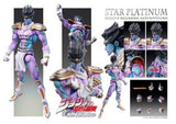 Jojo no Kimyou na Bouken - Diamond Is Not Crash - Star Platinum - Super Action Statue #28 (Medicos Entertainment) - 6