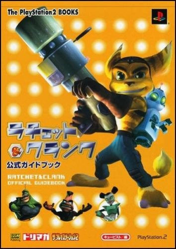 Image 1 for Ratchet & Clank Official Guide Book / Ps2