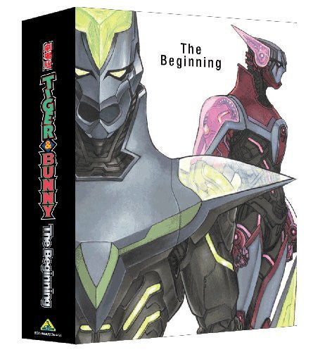 Image 1 for Tiger & Bunny - The Beginning [Limited Edition]