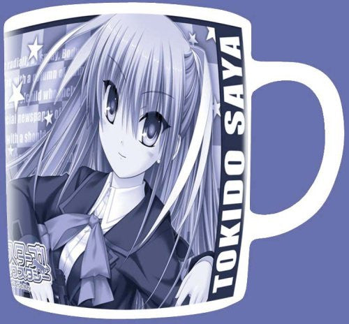 Image 2 for Little Busters! - Sasasegawa Sasami - Tokido Saya - Mug (Broccoli Key Visual Art's)