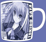Thumbnail 2 for Little Busters! - Sasasegawa Sasami - Tokido Saya - Mug (Broccoli Key Visual Art's)