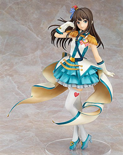 Image 6 for iDOLM@STER Cinderella Girls - Shibuya Rin - 1/8 - Crystal Night Party Ver. (Good Smile Company)