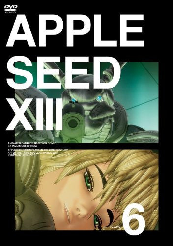 Image 1 for Appleseed XIII Vol.6
