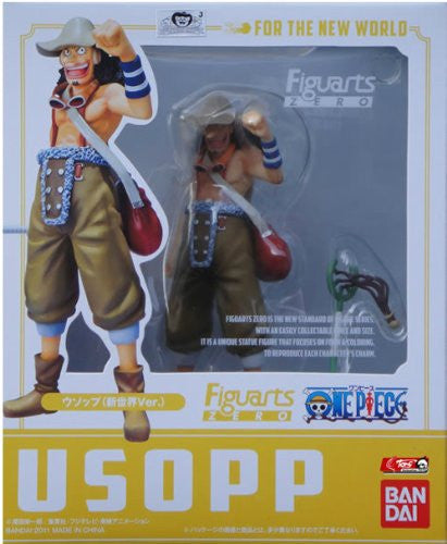 Image 2 for One Piece - Usopp - Figuarts ZERO - The New World (Bandai)