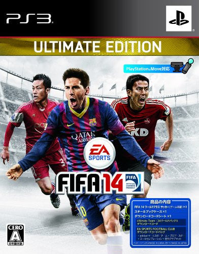 Image 1 for FIFA 14: World Class Soccer [Ultimate Edition]