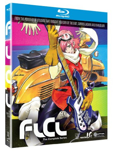 Image 1 for FLCL: Complete Collection