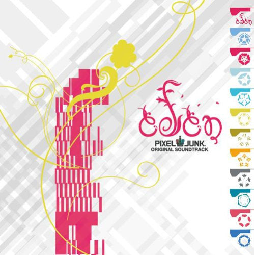 Image 1 for PixelJunk Eden Original Soundtrack