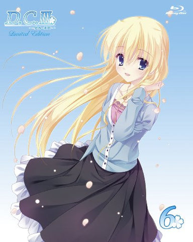 Image for D.C.III Da Capo Vol.6 [Limited Edition]