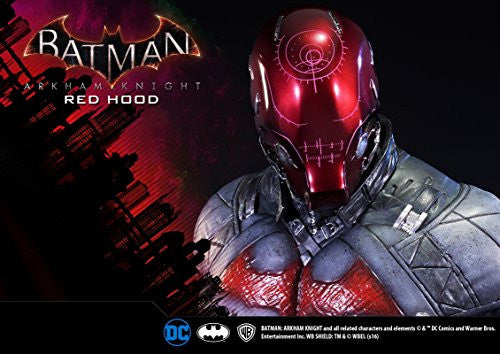 Image 6 for Batman: Arkham Knight - Red Hood - Museum Masterline Series MMDC-09 (Prime 1 Studio)