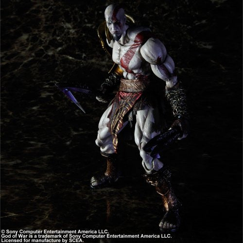 Image 8 for God of War - Kratos - Play Arts Kai (Square Enix)