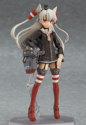 Image 2 for Kantai Collection ~Kan Colle~ - Amatsukaze - Rensouhou-kun - Figma #240 (Max Factory)