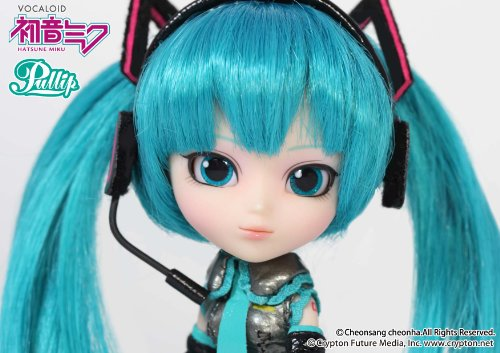 Image 4 for Vocaloid - Hatsune Miku - Pullip (Line) - Docolla - Pullip - 1/9 (Groove)