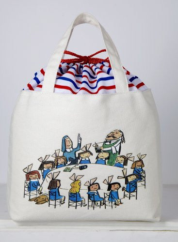 Madeline Character Book W/Original Tote Bag