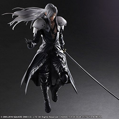 Image 5 for Final Fantasy VII: Advent Children - Sephiroth - Play Arts Kai (Square Enix)