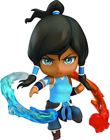 Image for The Legend of Korra - Korra - Nendoroid #646 (Good Smile Company)