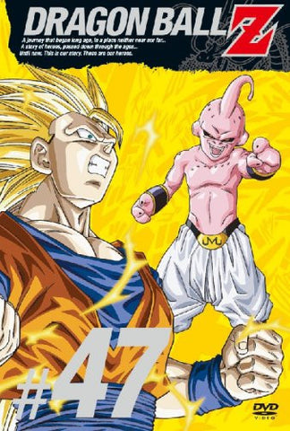 Image for Dragon Ball Z Vol.47